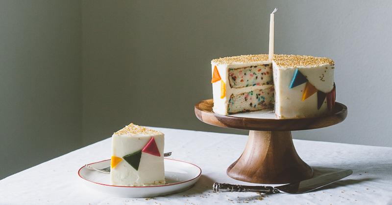 おしゃれすぎる!かわいいバースデーケーキの作り方<br>|my name is yeh