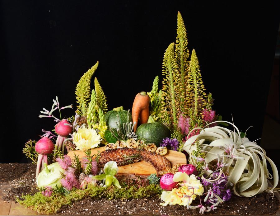 やさいはしょくぶつ<br>|植物アーティスト密林東京の世界 by 密林東京 スズキアキコ