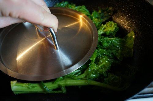 菜の花をたのしむシンプルレシピ|PARTY FOOD KITCHEN by 料理家 Kaori Kobayashi|ARCH DAYS