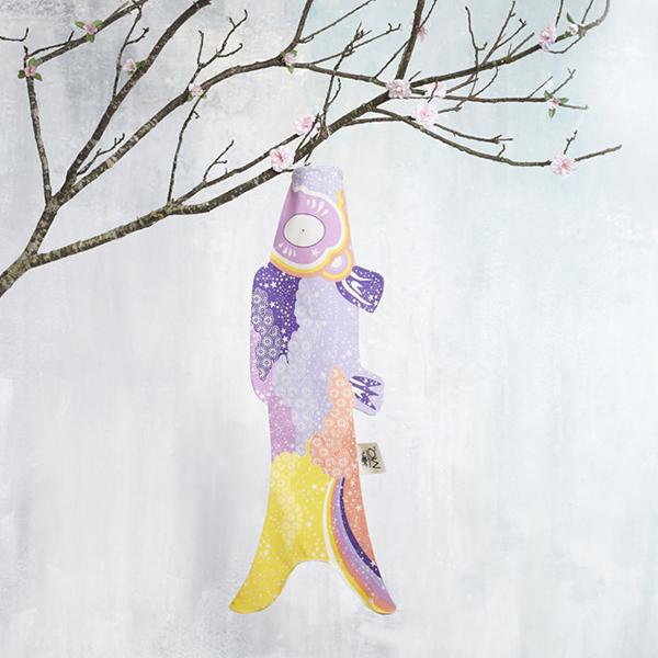 子供の日にオススメ、フランス生まれのコイノボリ<br>|HAPPY GIFT DESIGN by Eunoia Design Store