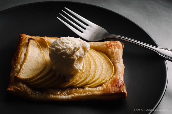 【海外blog】簡単アップルタルトの作り方 <br>|i am a food blog