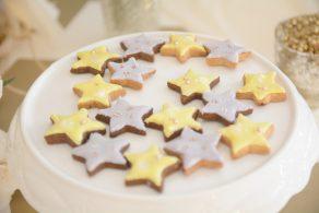 星がテーマのお誕生日会