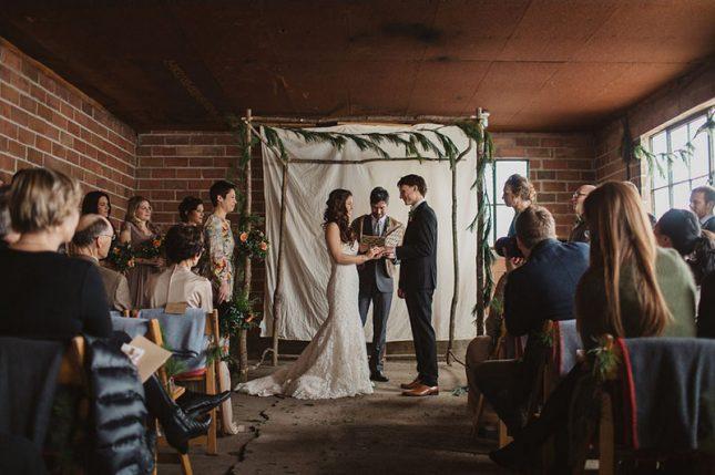 モリーDIY結婚式2