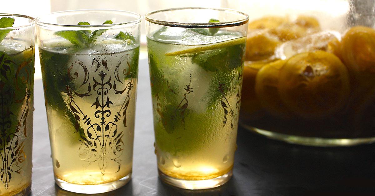 レモンの酸素シロップ