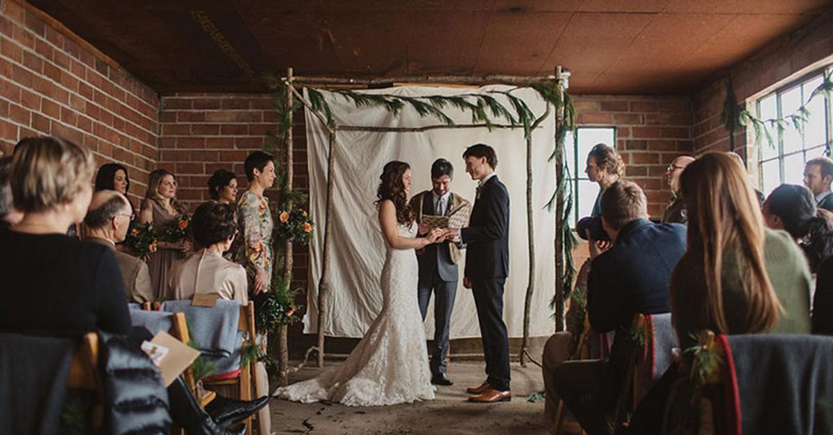 おしゃれすぎる!冬ウェディングで絶対にマネしたいアメリカ人気ブロガーの結婚式