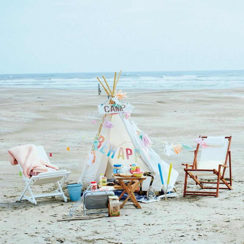 フェスにキャンプに、ガーデンパーティー!気分を上げるアウトドア女子アイテム紹介!<br>|by ARCH DAYS 編集部