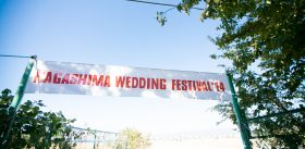 OUTDOOR FES WEDDING