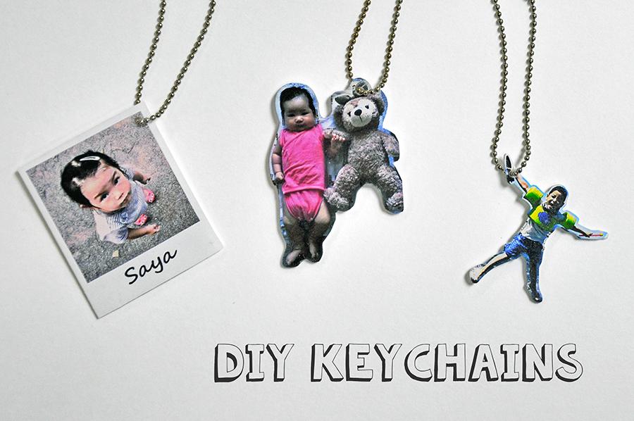【DIY】懐かしのプラ板に写真をプリント!お気に入りの1枚をキーホルダーに|by ARCH DAYS編集部
