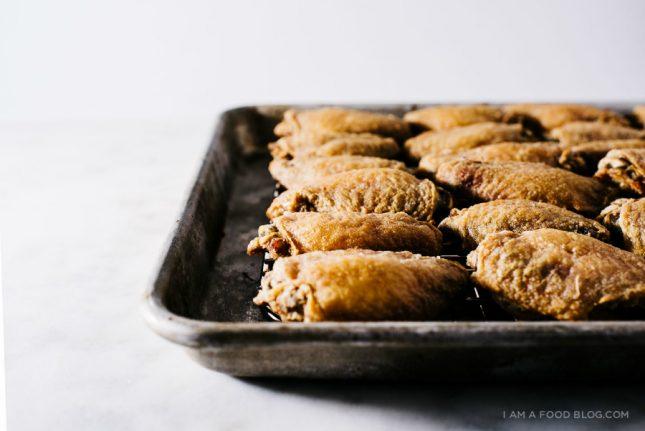 タイ風鶏手羽のオーブン焼き02