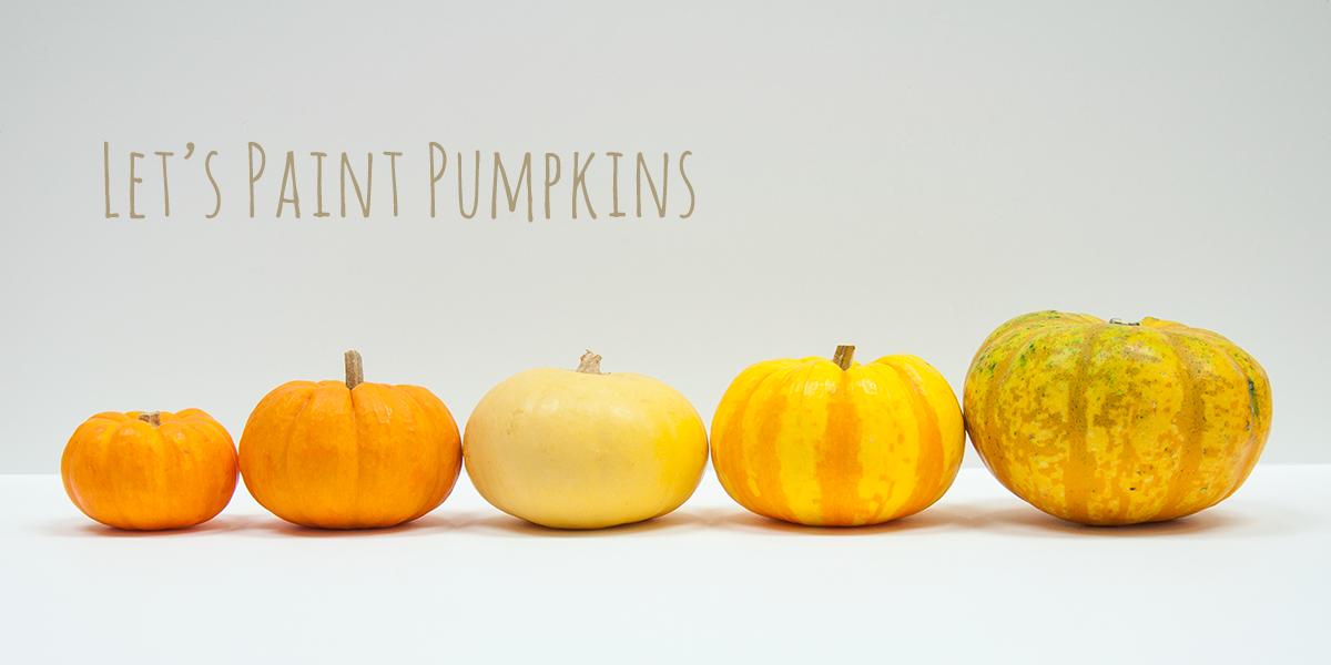 ぺイントが楽しい!カラフルなハロウィンかぼちゃの作り方<br>|by ARCH DAYS編集部