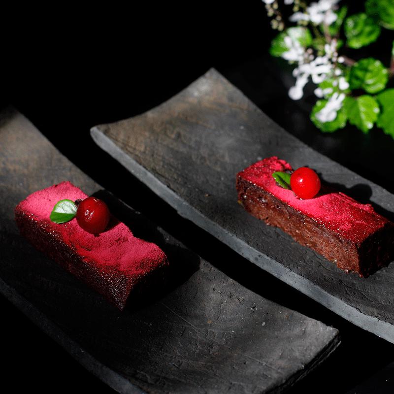 素敵なおもてなしに♪濃厚な柚子チョコレートブラウニーの作り方<br>|感じる世界 美味しい時間 by TOːRI Maki Aikou