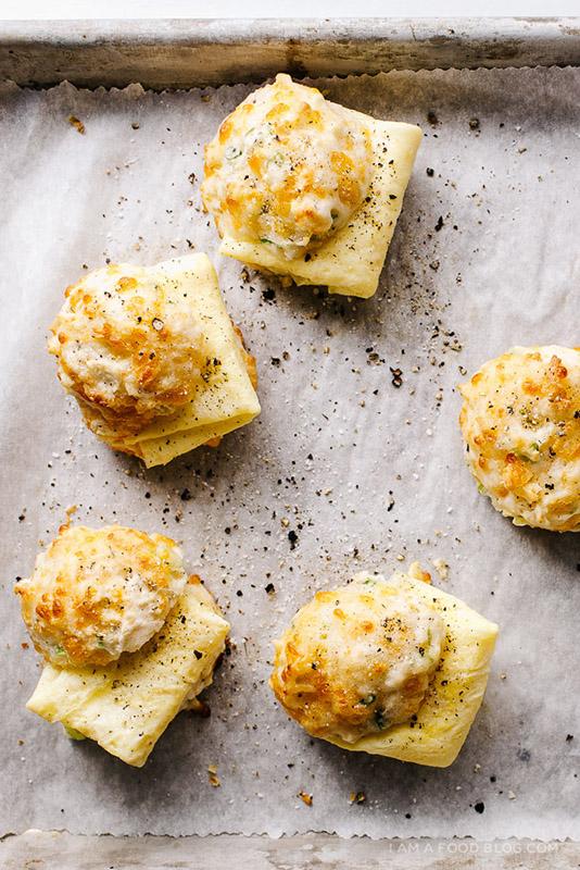 サワークリームとチェダーチーズのドロップビスケット04
