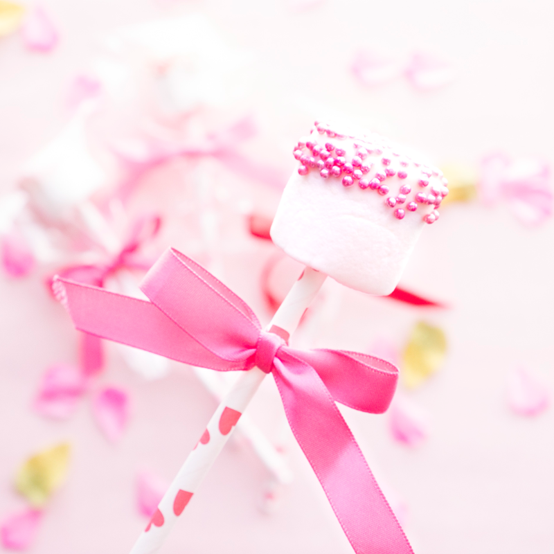 マシュマロは万能パーティーフード!マシュマロポップの作り方<br />│Let's Happy! Smile! Party! by OIWAI LABO