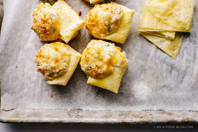 サワークリームとチェダーチーズのドロップビスケット02