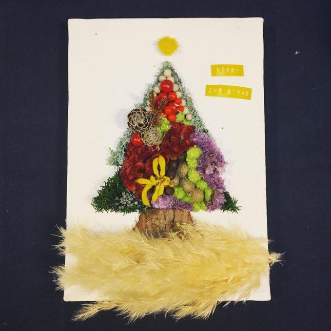 密林東京クリスマスボード