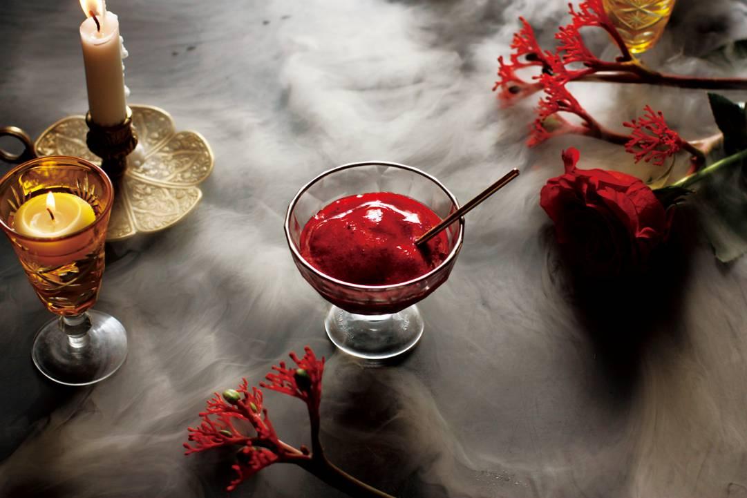 ホームパーティーで活躍する大人のデザート「ベリーとウィスキーのソルベ」レシピ<br>|感じる世界 美味しい時間 by TOːRI Maki Aikou