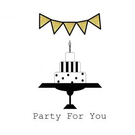 Party For You / アニヴァーサリー・プランナー 町田綾乃