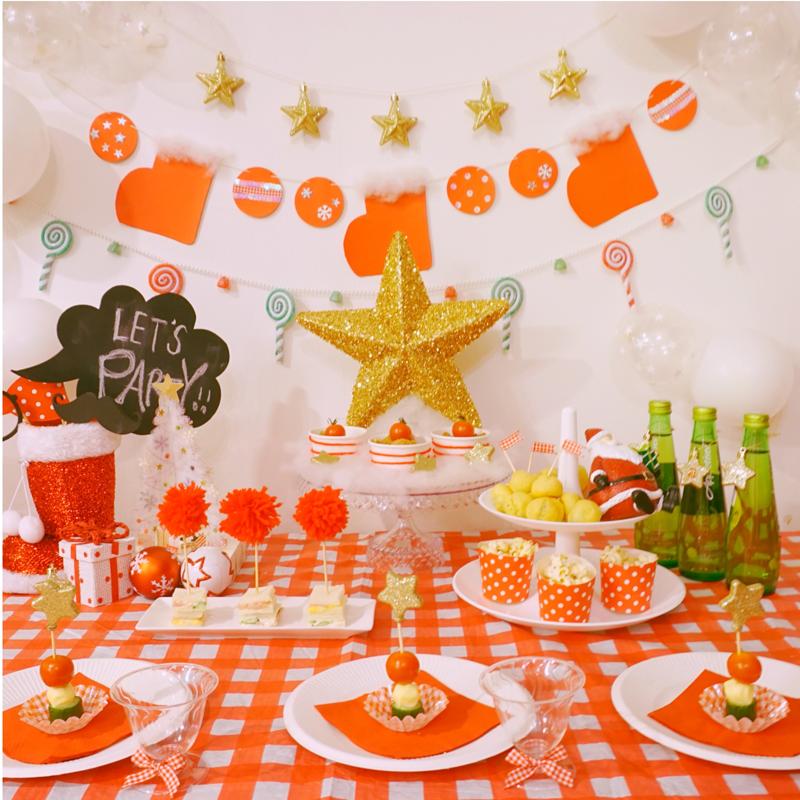 クリスマスの万能アイテム!オーナメントの活用術<br> by Party For You