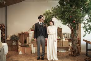 BIG APPLE WEDDING|新郎新婦|結婚パーティー事例|Happy Very Much|ARCH DAYS