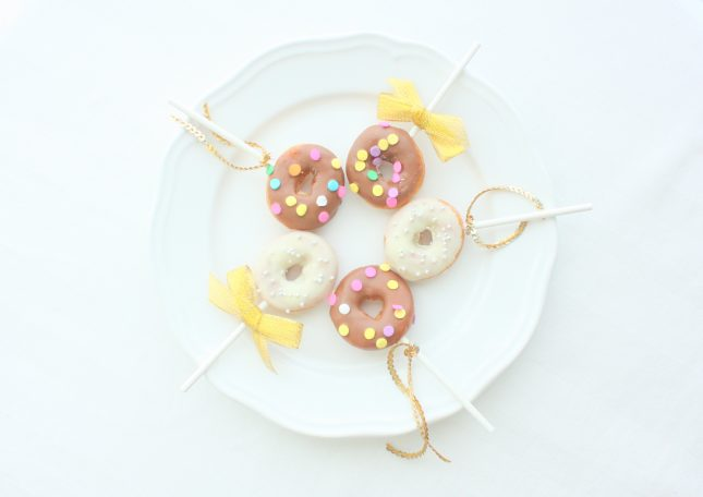 Mary's party couture_donuts1