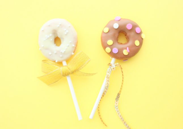 Mary's party couture_donuts3