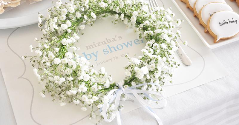 お花と針金だけで簡単に作れる!自分だけのかわいい花冠の作り方