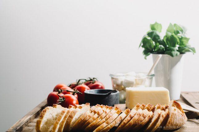 ミニカプレーゼのグリルチーズサンド02