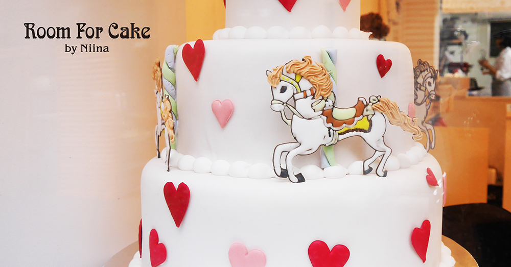 特別な日の理想のスウィーツをカスタムオーダーできるケーキ屋さん【ARCH DAYS LOVES:「Room For Cake by Niina」】<br/>|by ARCH DAYS編集部