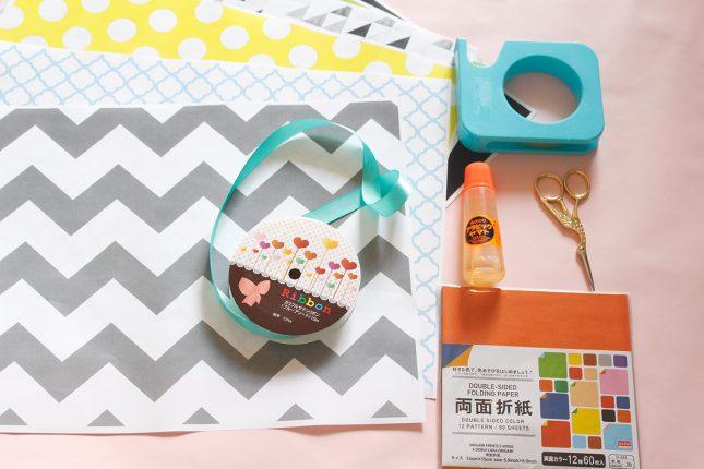 ぷっくりこいのぼりガーランド装飾の作り方|材料|pachipachipachikidsparty|ARCHDAYS