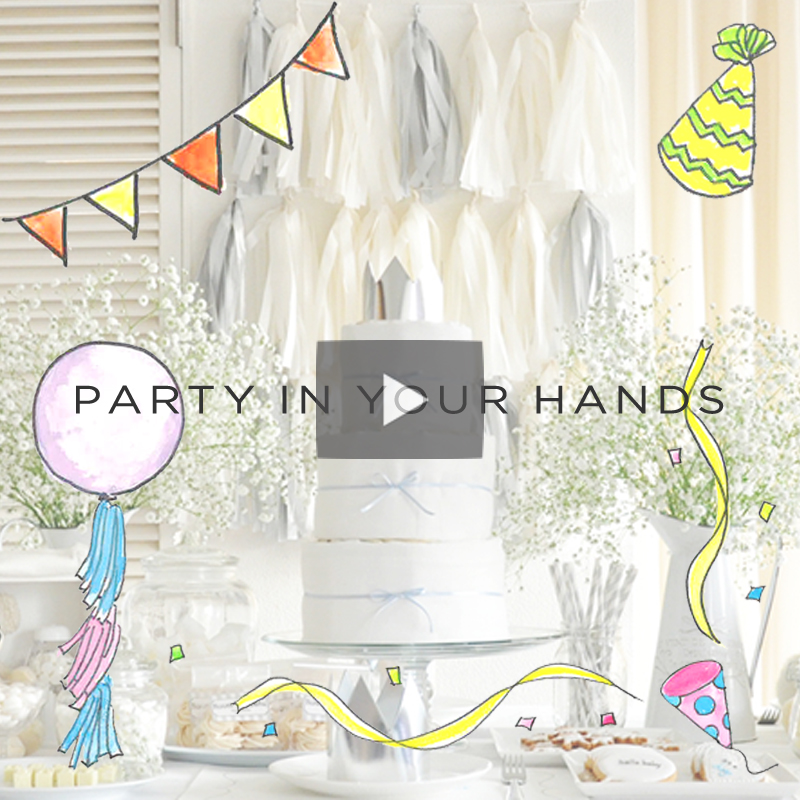 ベビーシャワーを開こう!~HOW TO THROW A BABY SHOWER~<br>|by ARCH DAYS編集部