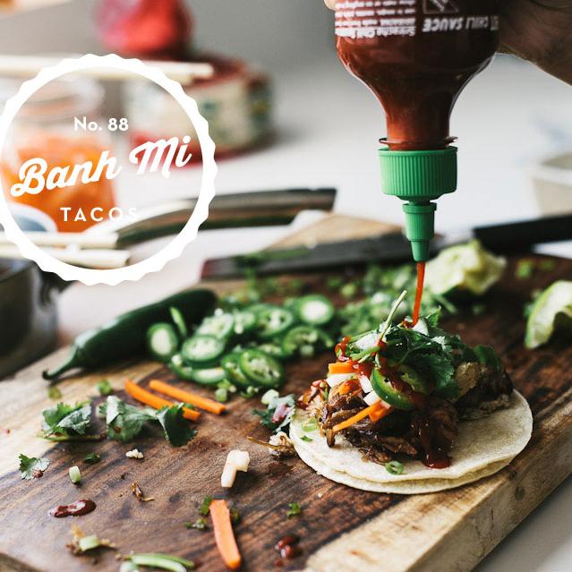 簡単・さっぱりで暑い日にぴったり!バインミー・タコスのレシピ<br />|i am a food blog by Stephanie Le