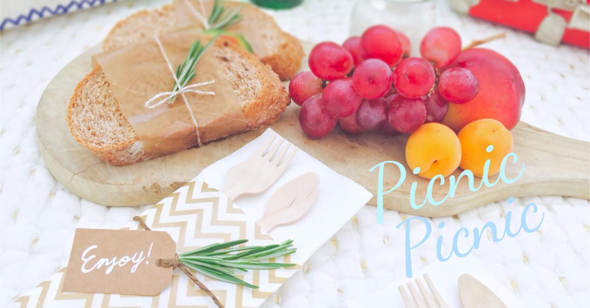 簡単アイディア!お洒落カトラリーホルダーでピクニックを楽しもう♪<br>|En effet on fête! by mon_petit_lion