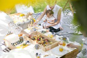 PICNIC IN THE PARK|1歳|女の子|男の子|ピクニック|お誕生日|ファーストバースデーパーティー事例|公園|アウトドア|ARCH DAYS