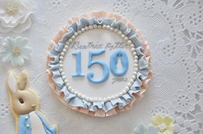 【作者生誕150周年記念】PETER RABBITパーティーの作り方