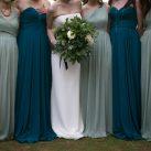 MODERN ISLAND WEDDING