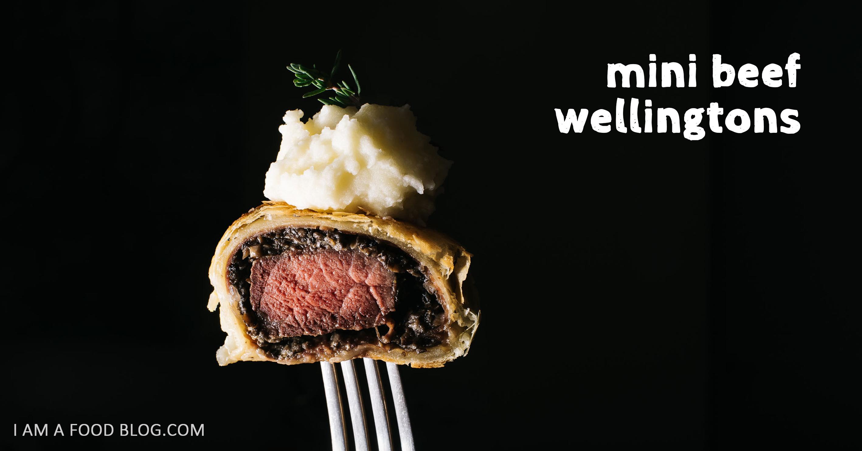 ステーキとパイ生地のハーモニー♪「ミニ・ビーフウェリントン」のレシピ