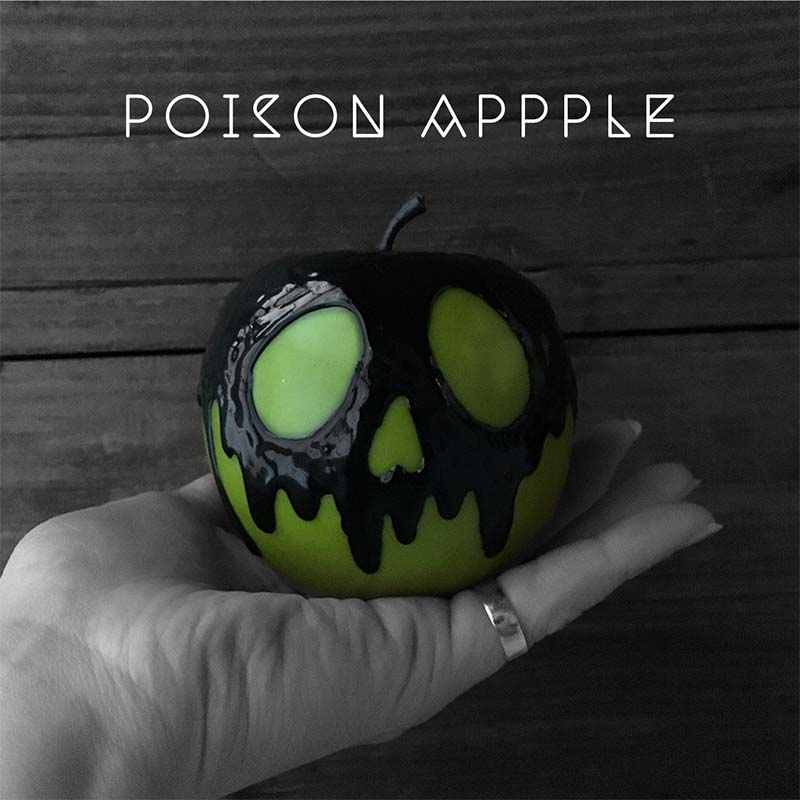 ハロウィンにおすすめ♪簡単・毒りんごの作り方<br/>|by PARTIFUL DAY