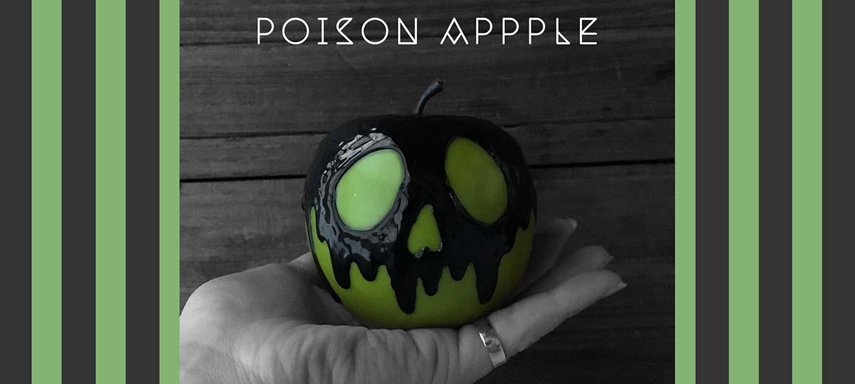 ハロウィンにおすすめ♪簡単・毒りんごの作り方