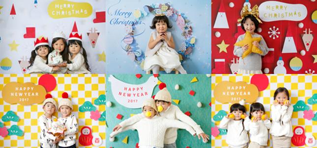 クリスマスカード&年賀状の準備はOK?自宅撮影でとびきり可愛いカードをつくろう!