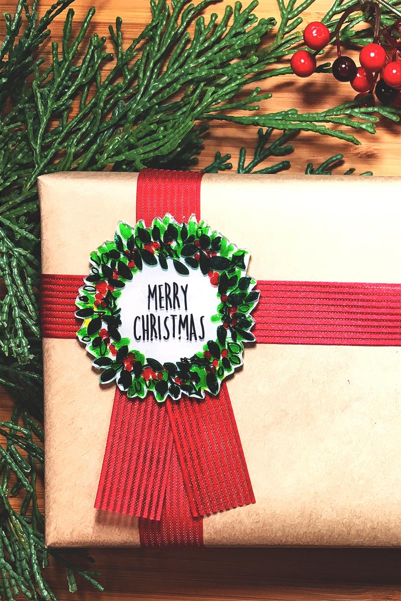 クリスマスロゼット