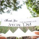 NAUTICAL CAMP WEDDING