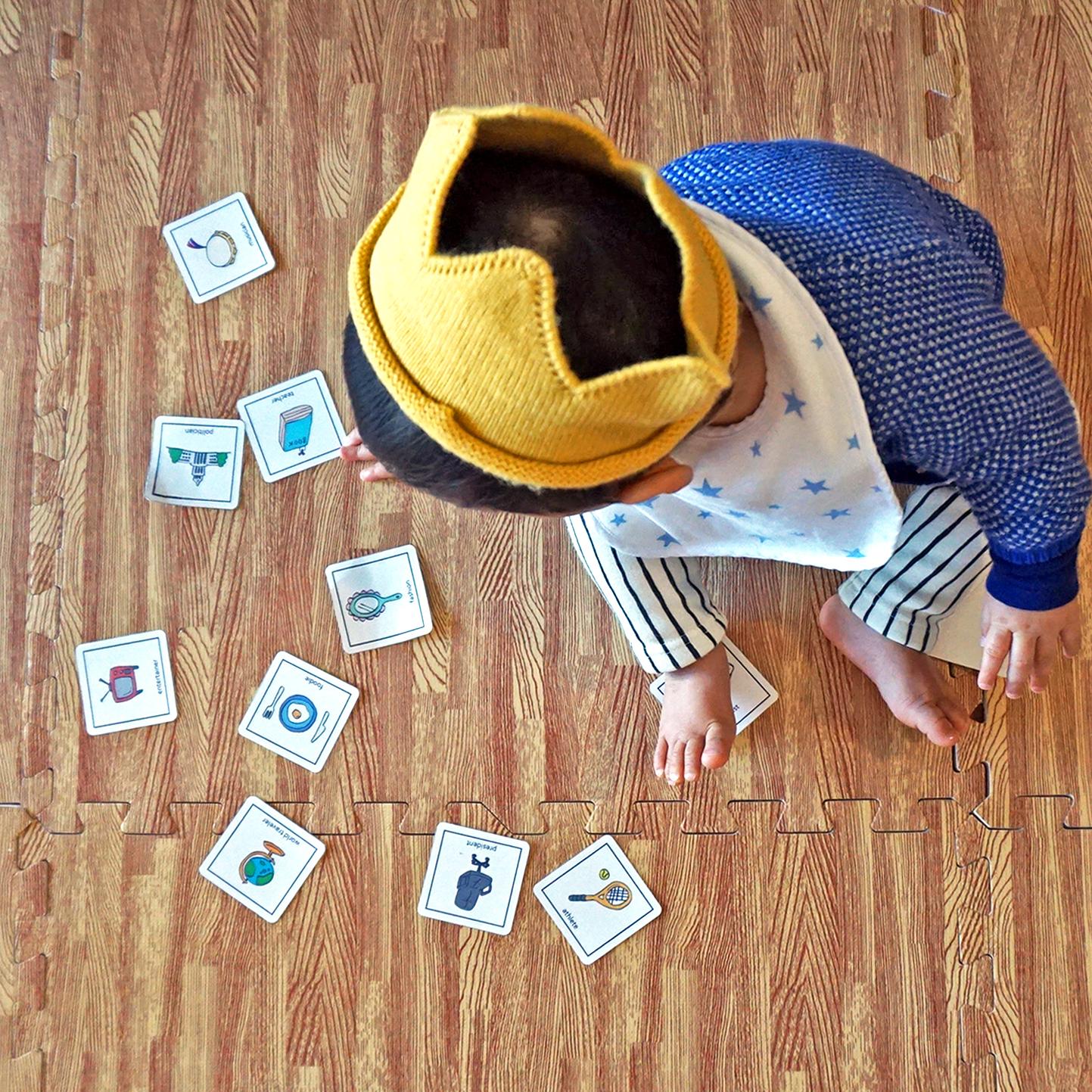 【無料ダウンロード】1歳の誕生日に!ARCH DAYSオリジナル選びとりカード<br>by ARCH DAYS編集部