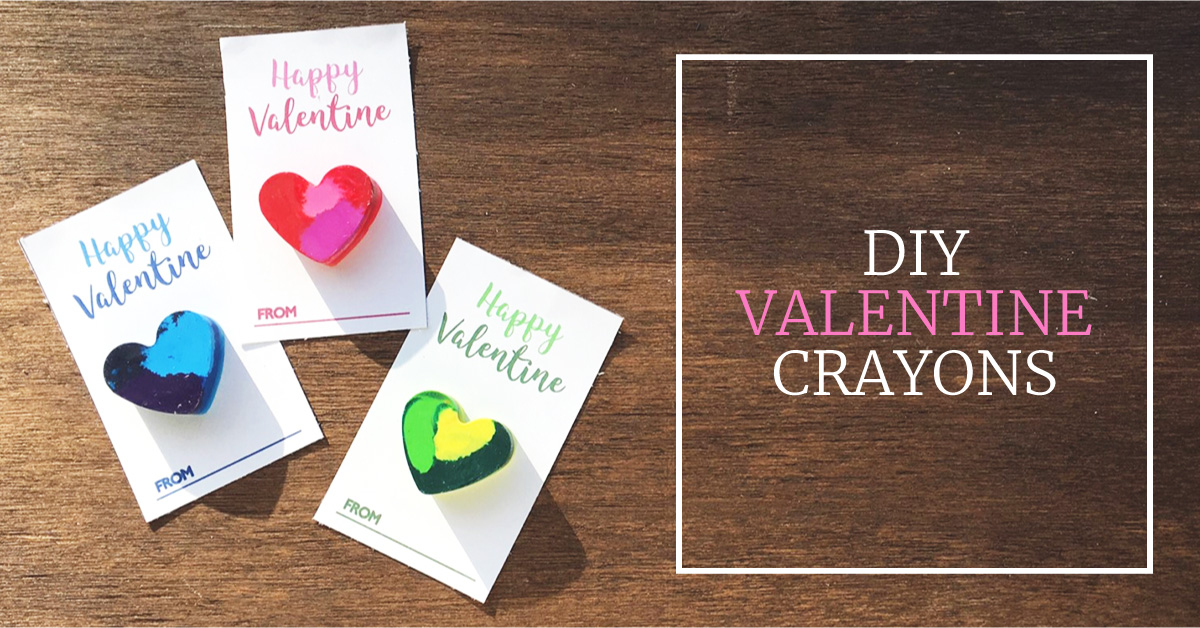 溶かして固めて♪バレンタインにDIYハートクレヨンを作ろう<br>|by ARCH DAYS編集部