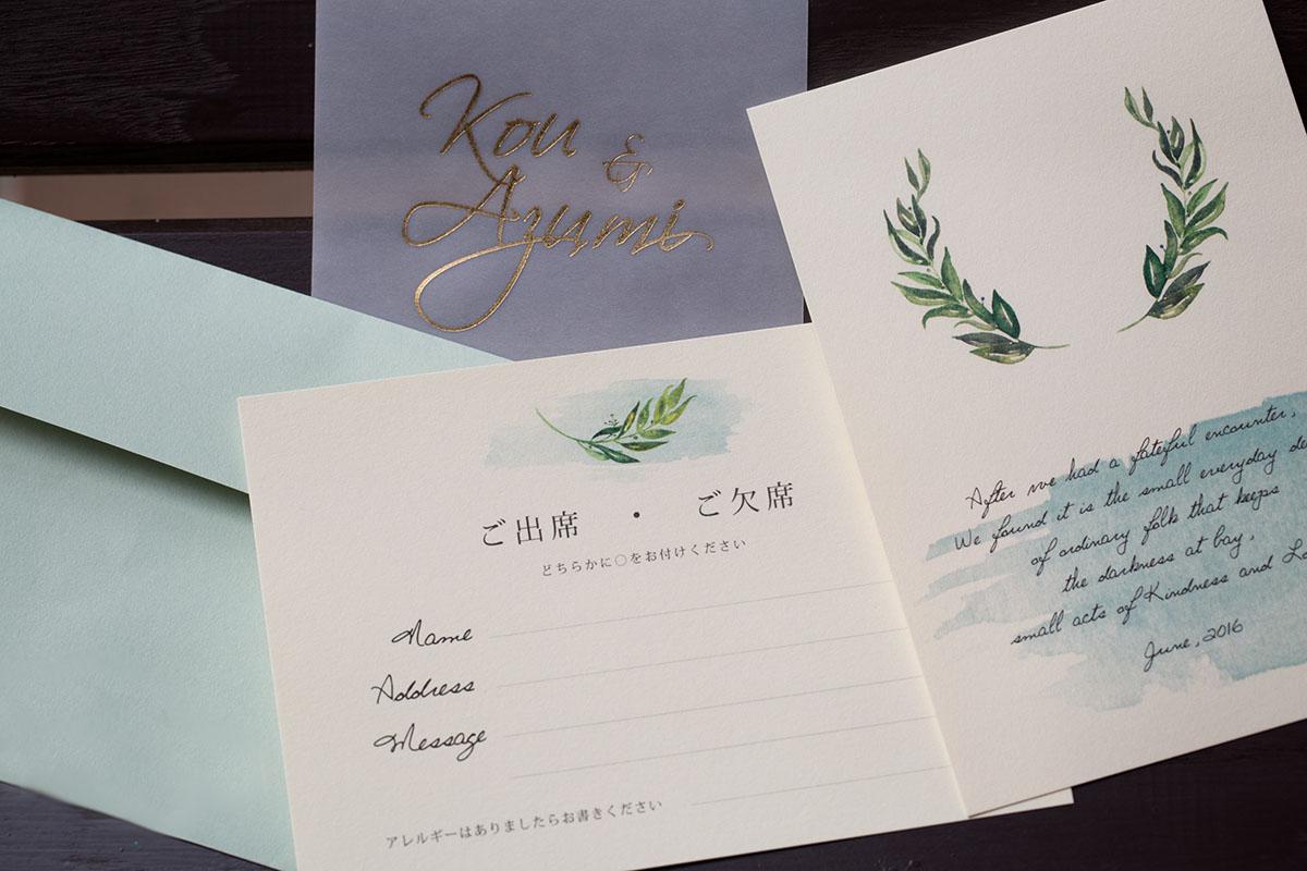 結婚式_招待状