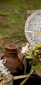 VINTAGE YARN WEDDING