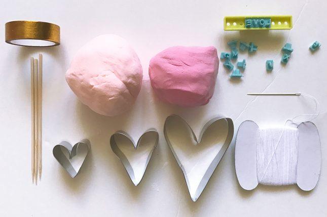 バレンタイン気分を上げる♡プチプラで立体ハートのガーランドをDIY|by Party for you|ARCH DAYS