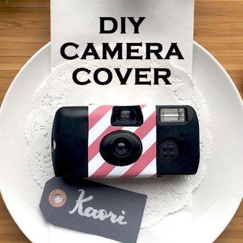 結婚式の素敵な演出にインスタントカメラはいかが?オリジナルカバー無料配布中!<br>| by ARCH DAYS編集部