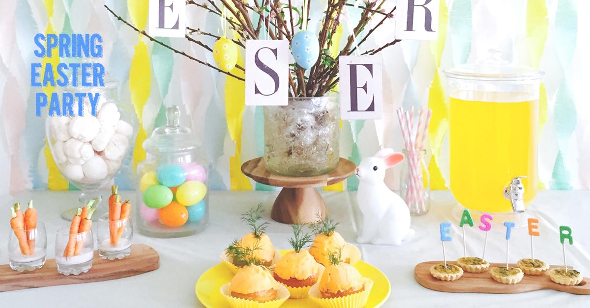 【海外パーティーレポート】春のイースターパーティー from モロッコ