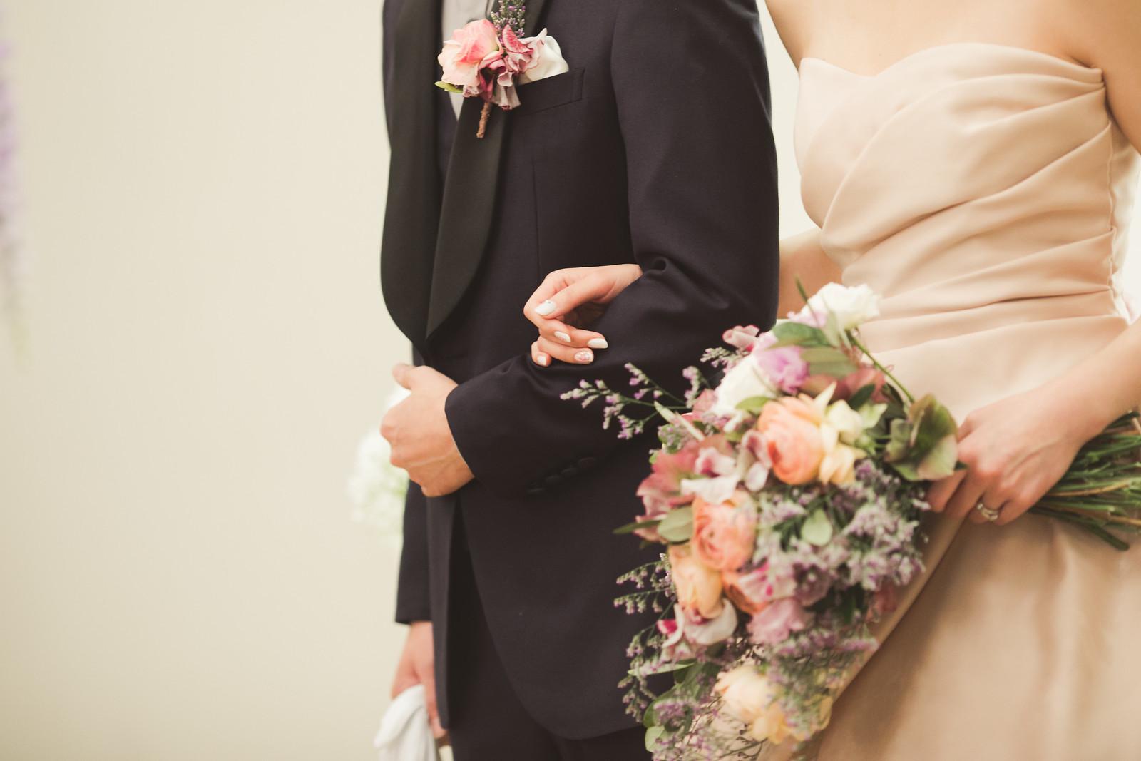 結婚式_フローラルウェディング_ブーケ