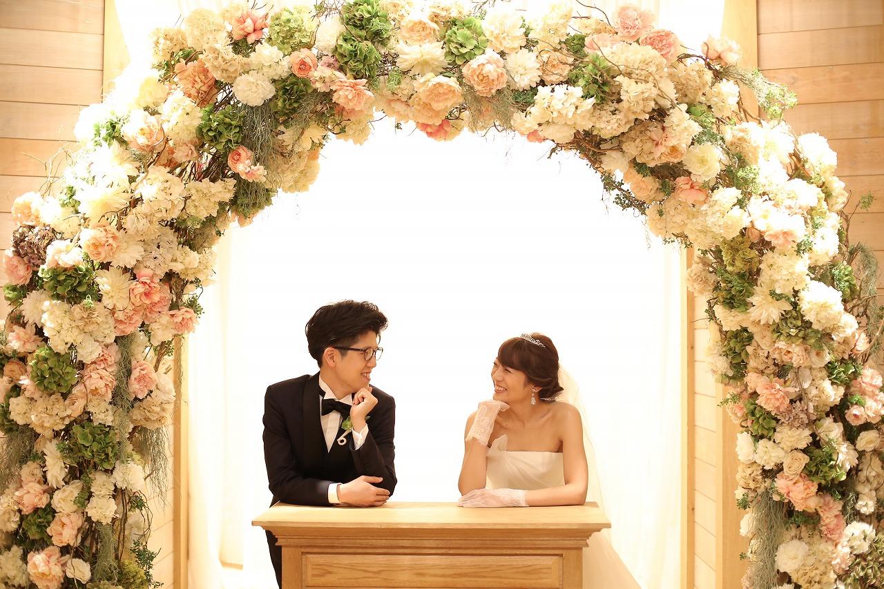 結婚式_チャペル_装飾